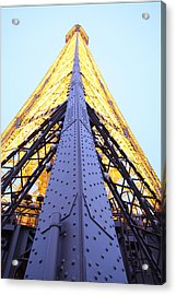 Eiffel Tower - Paris France - 01138 Acrylic Print