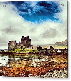 Eilean Donan Castle - Scotland Acrylic Print