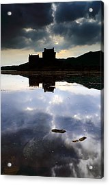 Eilean Donan Castle Acrylic Print by Grant Glendinning