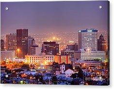 El Paso Acrylic Print by Denis Tangney Jr