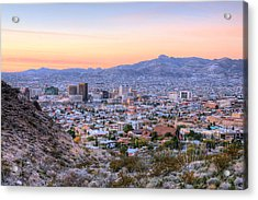 El Paso Acrylic Print by JC Findley