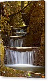Endless Waterfall Acrylic Print