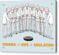 Enigma Acrylic Print