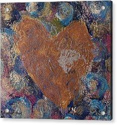 Eternal Heart Acrylic Print