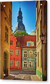 Europe, Estonia, Tallinn Acrylic Print by Jaynes Gallery