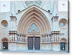 Europe, Spain, Catalonia, Tarragona Acrylic Print