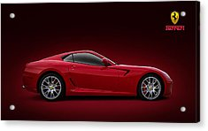 Ferrari 599 Gtb Acrylic Print