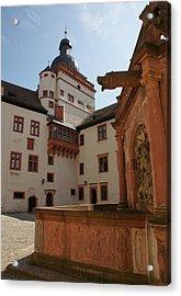 Festung Marienberg Acrylic Print