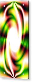 Flash Acrylic Print by Christopher Gaston