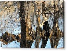 Flint River 36 Acrylic Print