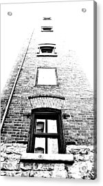 Floating Rooms Acrylic Print