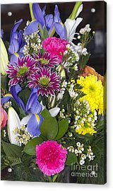 Floral Bouquet 2 Acrylic Print by Sharon Talson