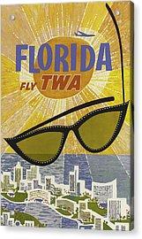 Florida Acrylic Print
