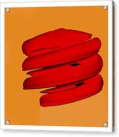 Fluorescent Acrylic Print