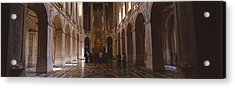 France, Paris, Versailles Acrylic Print by Panoramic Images