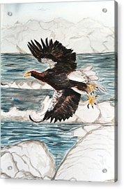 Free Acrylic Print by Asuncion Purnell