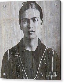Frida In 1932 Acrylic Print