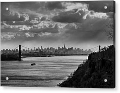 From The Jersey Side Acrylic Print