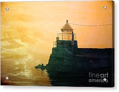 Fyllinga Lighthouse Acrylic Print
