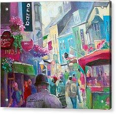 Galway  Ireland Acrylic Print