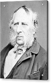 George Cruikshank (1792-1878) Acrylic Print by Granger