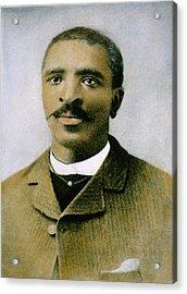 George Washington Carver (1864-1943) Acrylic Print by Granger