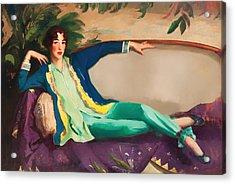 Gertrude Vanderbilt Whitney Acrylic Print