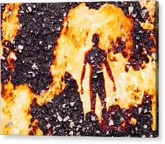 Ghost Man Acrylic Print