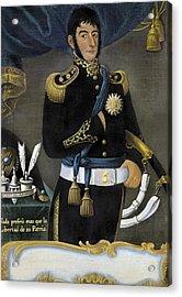 Gil De Castro, Jos� 1785-1841. Portrait Acrylic Print