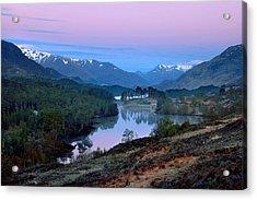 Glen Affric Acrylic Print