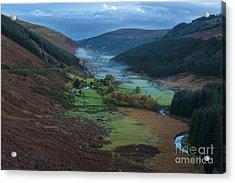 Glenmacnass 2 Acrylic Print by Michael David Murphy