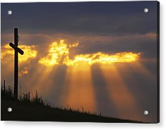 Acrylic Print featuring the photograph Glorious Sunrise by Rob Graham