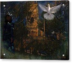 Goatswood Cathedral Acrylic Print