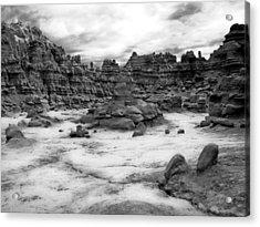 Goblin Valley Acrylic Print