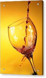 Got Wine Acrylic Print by Michael Ledray
