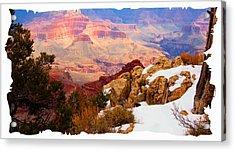 Grand Canyon Arizona Acrylic Print by Bob Pardue
