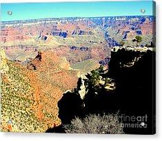 Grand Canyon Usa Acrylic Print by John Potts