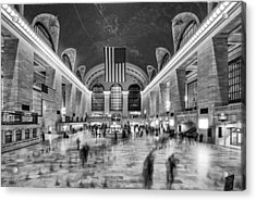 Grand Central Terminal Acrylic Print by James Howe