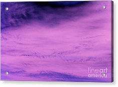 Acrylic Print featuring the photograph Gravity Pull by Jamie Lynn