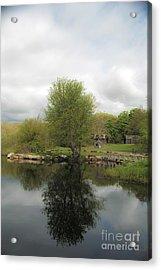 Grays Mill Pond Acrylic Print