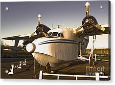 Grumman G-64 Albatross Uh16 Acrylic Print by Gregory Dyer