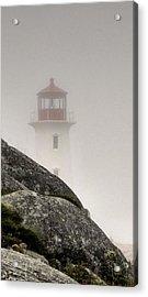 Halifax Fog Acrylic Print