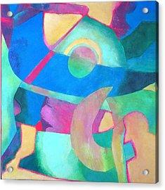 Harmony In G Acrylic Print by Diane Fine