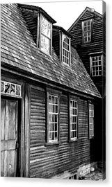 Hartwell Tavern 4 Acrylic Print