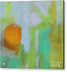 Haze II Acrylic Print by Virginia Dauth