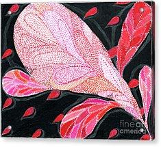 Heartpods Acrylic Print by Kim Sy Ok