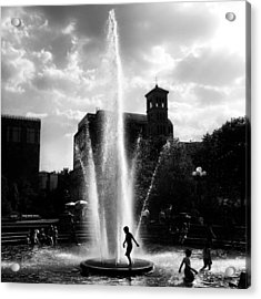 Heat Wave Acrylic Print