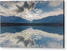 Heaven On Earth Acrylic Print by Laura Bentley