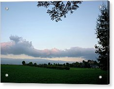Helm Bar Cloud Acrylic Print