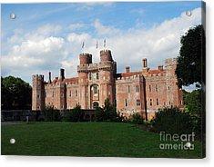 Herstmonceux Castle Acrylic Print